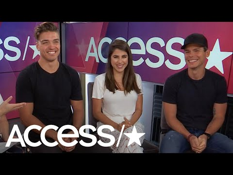 'The Bachelorette': Dean Unglert & Daniella Monet On Garrett's Shocking Divorce Reveal
