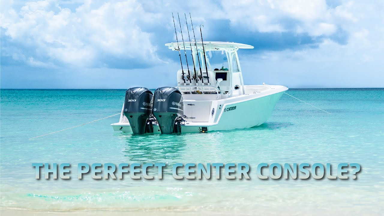 WATCH this video before you buy a Center Console Boat .. A walk through Contender Boats 30ST SOLD!