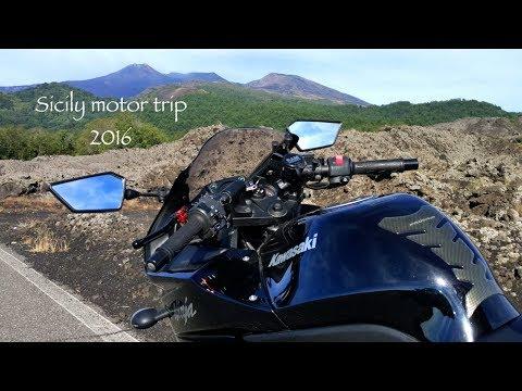 Motorcycle trip Malta-Sicily