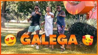 GALEGA - Zé Felipe & Dj Ivis Coreografia VirouRit