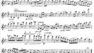 Dohnanyi, Ernst von Violin concerto 1  mvt2 op.27