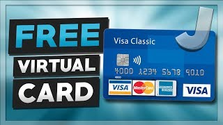 How To Get A FREE Virtual Credit Card