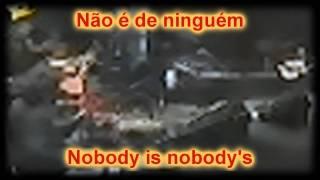 Nasce Selvagem - Resistência - PT/ING