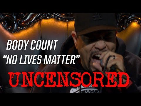 Body Count, 'No Lives Matter' UNCENSORED - 2017 Loudwire Music Awards