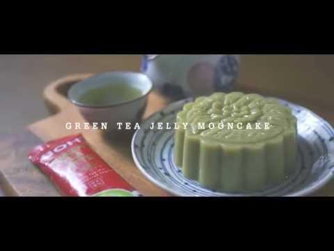 BOH Tea Malaysia - Green Tea Jelly Mooncake