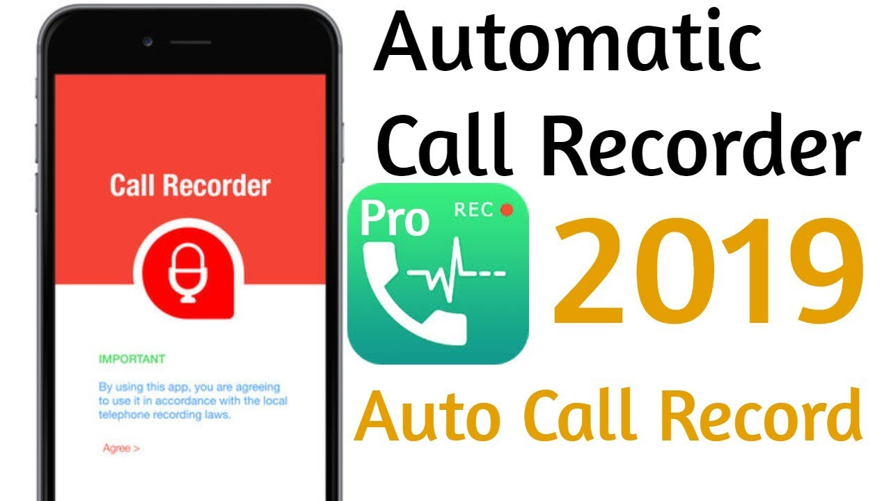 Auto call recorder app for iphone free