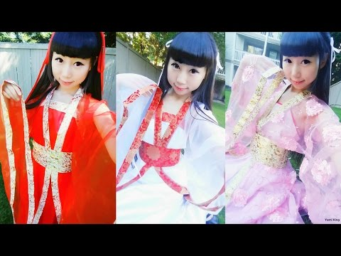 Ancient Chinese Female Cosplay Costumes | Not Traditional Chinese Hanfu