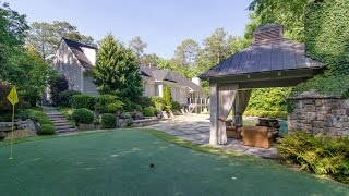 2 MILLION DOLLAR BUCKHEAD ATLANTA LUXURY HOMES - 4716 Northside Drive