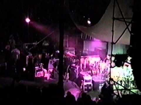 Widespread Panic 2001-06-19 Set 2 partial  Paolo Soleri,  Santa Fe, NM