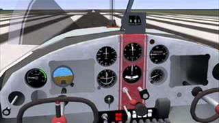 Flight Simulator x Gameplay Fighter