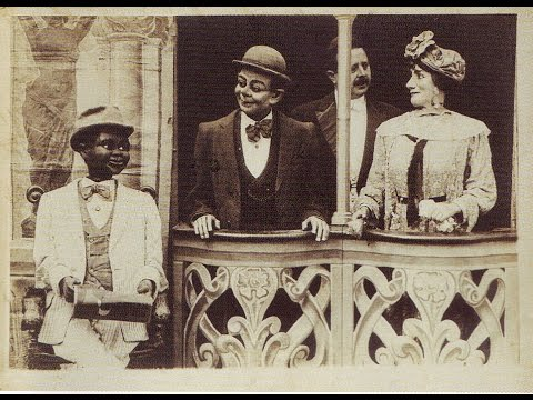 SANZ Y EL SECRETO DE SU ARTE. Maximiliano Thous y Francisco Sanz. España, 1918 (Pelicula Completa)