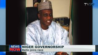 Fmr. Commerce Minister, Bello joins Niger Guber race