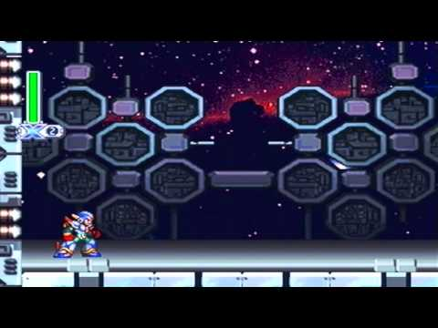 Mega Man X4 - [100% X Playthrough]: Part 13 - Final Weapon 2! [Final Stage]