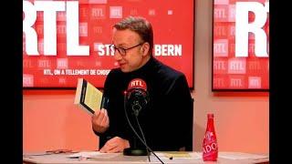 """Michel Onfray : """"Il y a une grande détestation entre les philosophes"""""""