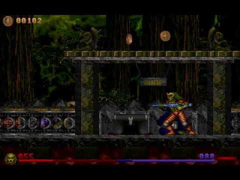 Alien Rampage - arcade in minutes |