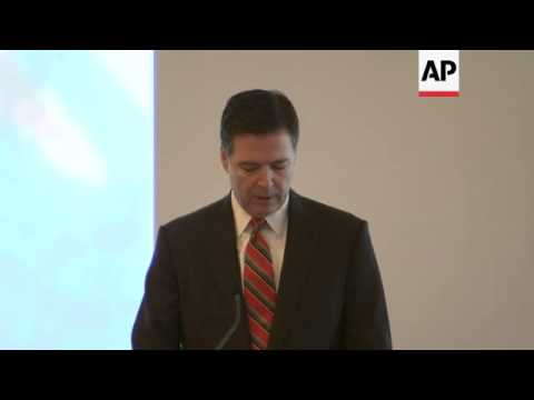 FBI Director James Comey says the threat from home grown terrorism is being increased by the use of