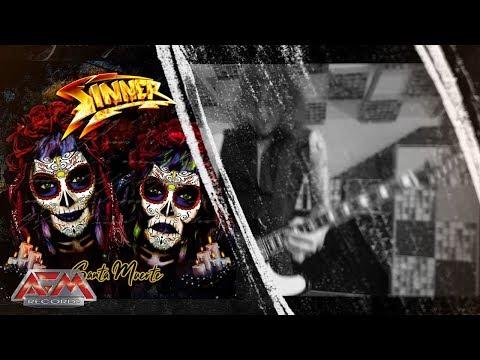 SINNER - Santa Muerte (2019) // Official Lyric Video // AFM Records