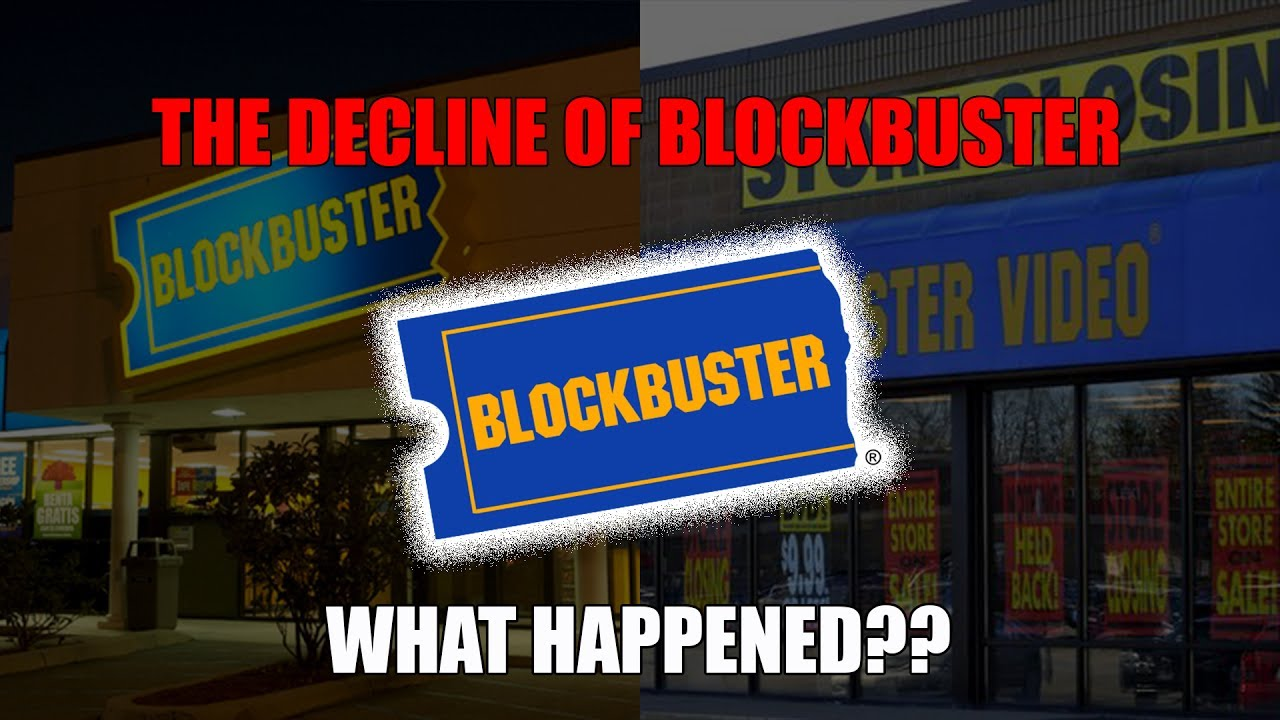 Download The Decline of Blockbuster...What Happened?