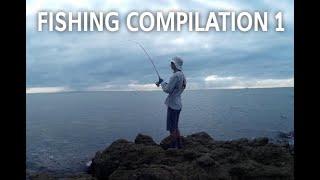 Brisbane & Redcliffe Lure Fishing Compilation