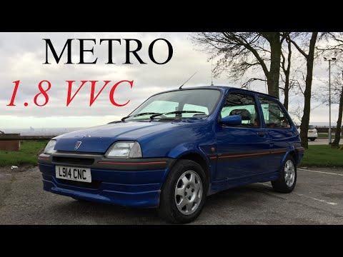 The Vindaloo Of Metros - 1993 Rover Metro 1.8 VVC Sleeper