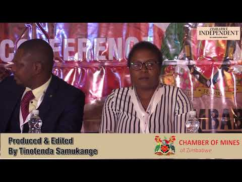 Chamber of Mines Zimbabwe Conference 3rd session and summary