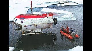 видео На дне северного ледовитого океана