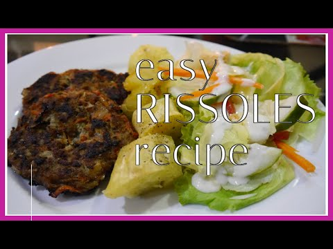 easy-rissoles-recipe-||-easy-dinner-ideas