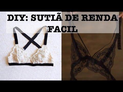 02627db44 DIY  CROPPED DE RENDA