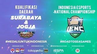 [MLBB] SMX Esports vs Gryfin - Regional Final Surabaya - IENC 2019: Road To Sea Games