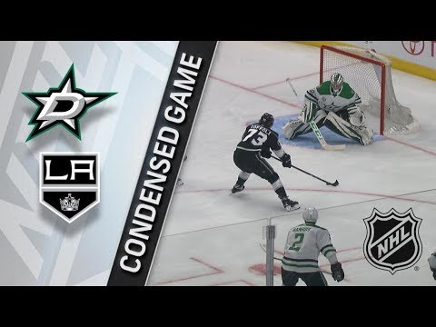 Dallas Stars vs Los Angeles Kings – Feb. 22, 2018 | Game Highlights | NHL 2017/18. Обзор