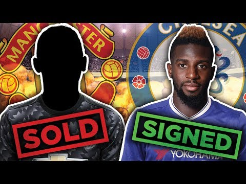 Have Manchester United Agreed £40m Deal With Chelsea Star? W&L