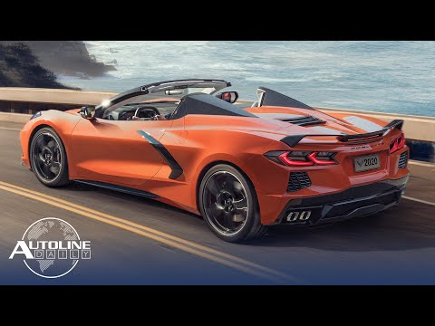 New Corvette Convertible Likely Delayed; Ford Running Out Of Cash - Autoline Daily 2815