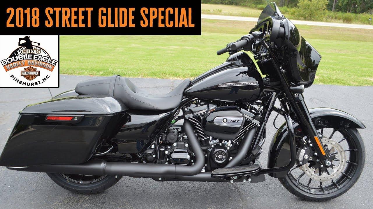 2018 Harley-Davidson FLHXS Street Glide Special Vivid ...