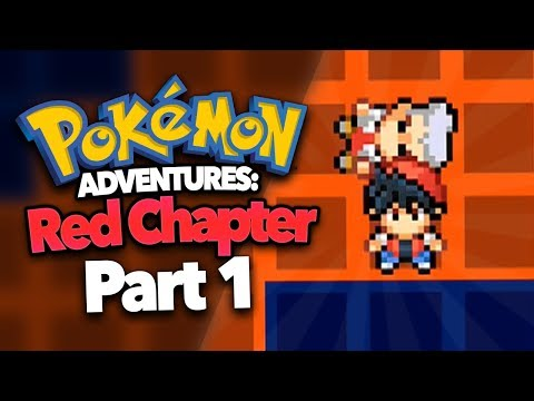 This is not how you remembered Pokemon.. | Pokémon Adventure: Red Chapter (Part 1)