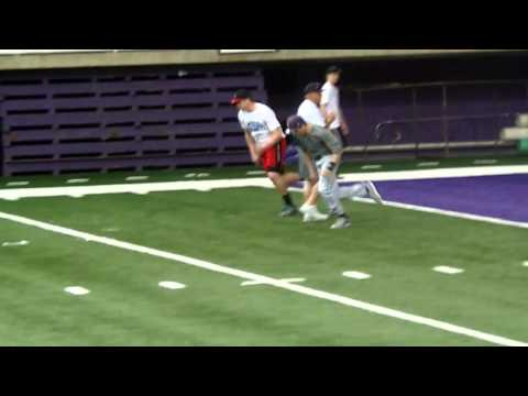 Clayton Taylor - 60 yard timed run