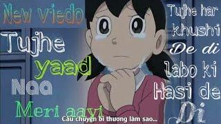 Tujhe Yaad Na Meri Aayee   Sad😞Love💔Story🎼Song  Nobita Sizuka