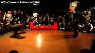 Bboy Wing (Jinjo) - Wingmills Edition 2010