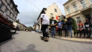 Street Art Skateboarding Rheinberg