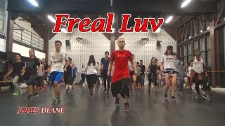Freal Luv - Far East Movement and Marshmello Ft. Chanyeol & Tinashe | Choreography by James Deane