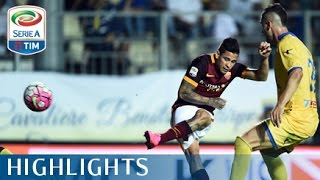 Video Gol Pertandingan Frosinone FC vs AS Roma