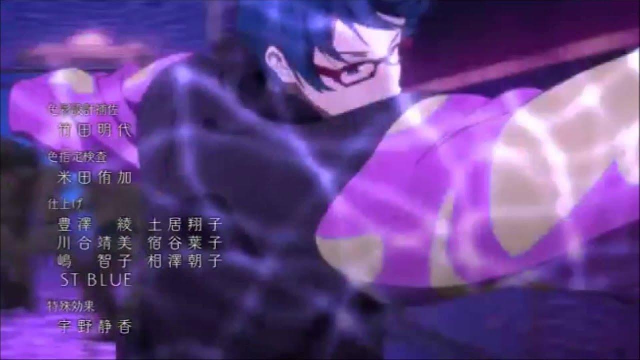 anime  free  iwatobi swim club dance scene  ending