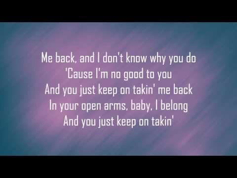 Keep  On - Kehlani (Lyrics)