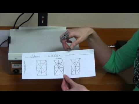 Binocular Coordination Test