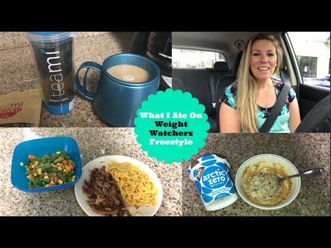 what-i-ate-on-weight-watchers-freestyle-|-losing-weight-on-a-budget