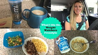 What I Ate On Weight Watchers Freestyle | Losing Weight On A Budget