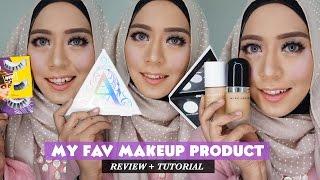 Makeup Favorit Aku Banget Belakangan #1  | High Brand | Makeup Full Coverage | Review & Tutorial thumbnail