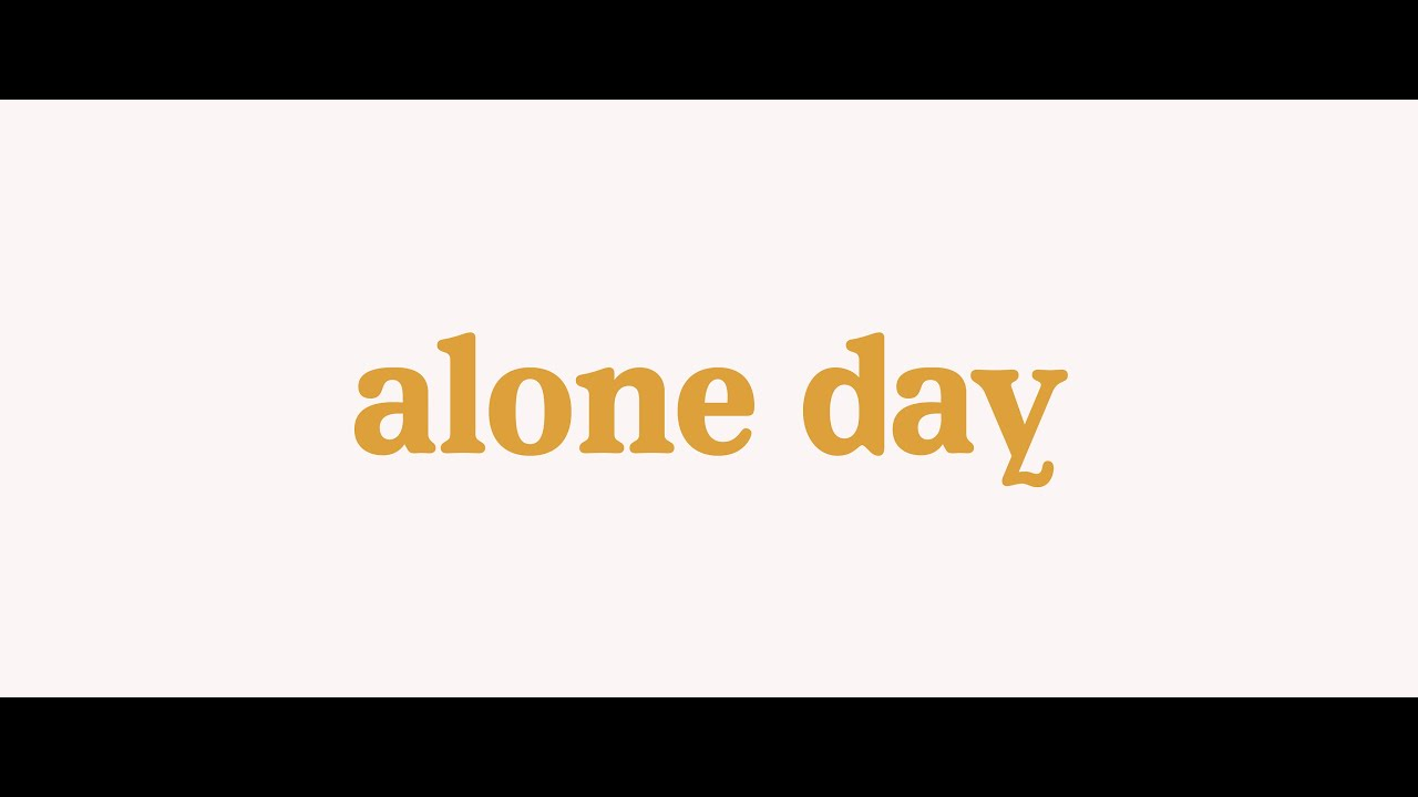 """Alone Day"" My RØDE Reel 2020"