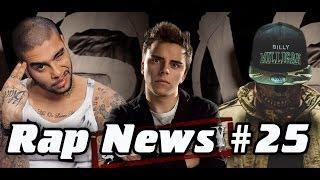 RapNews #25 VERSUS, Johnyboy, Timati, Billy Milligan