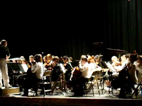 """21 Guns"" - Denver Public Schools Honors Orchestra"