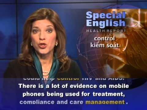 Phát âm chuẩn cùng VOA - Anh ngữ đặc biệt: Mobile Technology (VOA)